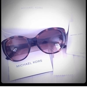 Michael Kors Coral Gables tortoise shell sunglass